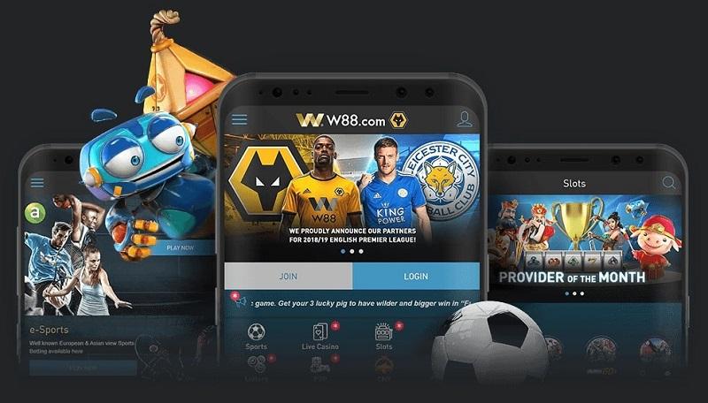 Unduh-W88-Versi-Android