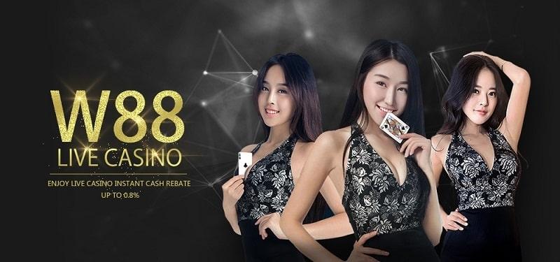 Kasino Online Teratas Di Bandar Taruhan W88
