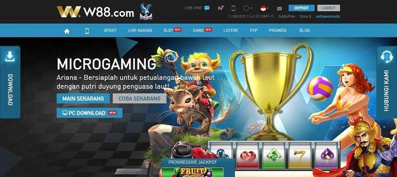 Slot Games Populer dari Microgaming