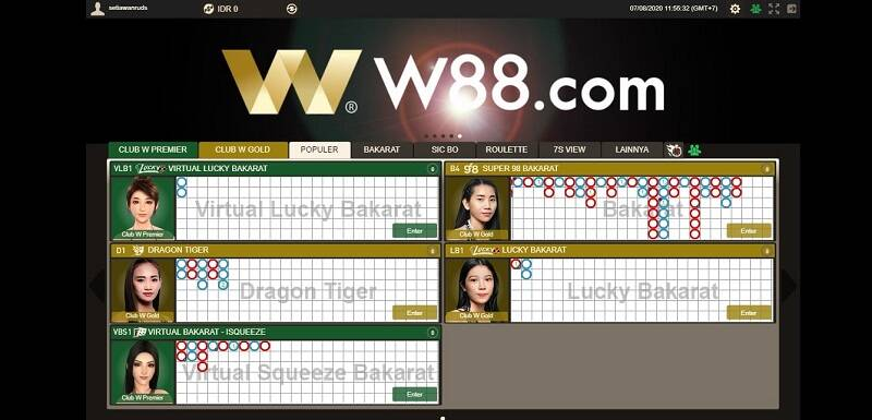 Club W88