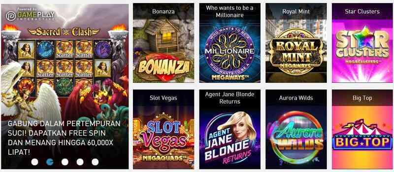 Ketahui Microgaming Casino List Kekinian yang Bisa Diakses dalam Situs W88