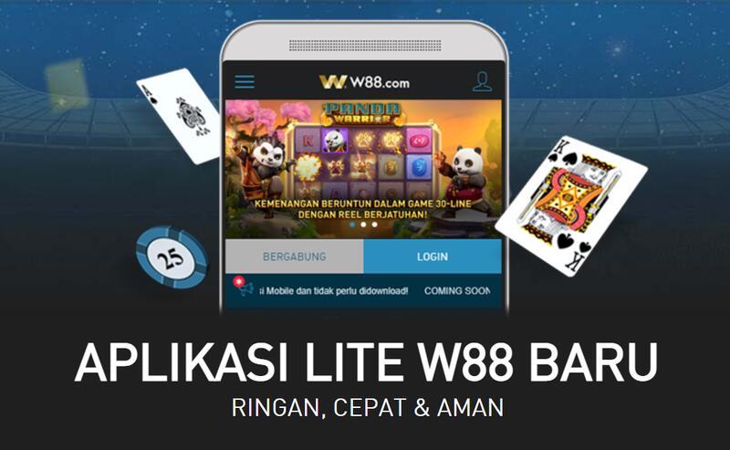 Mengunduh Alternatif Pengganti Play'n Go App dalam Situs W88