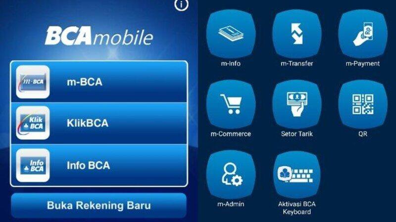 Pilihan Istimewa untuk Mentransfer W88 Bandar88 Deposit - E Banking BCA
