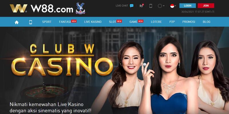 W88 yang Menyediakan Ruang Kasino Paling Bergengsi di Indonesia