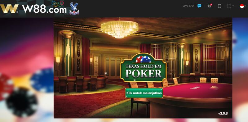 Cara Bermain Poker yang Dimainkan di Bandar W88