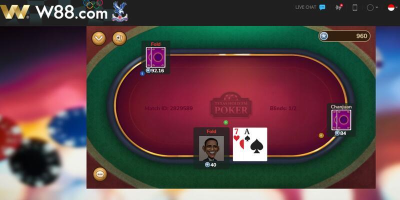 Lakukan Cara Bermain Poker W88 yang Tepat