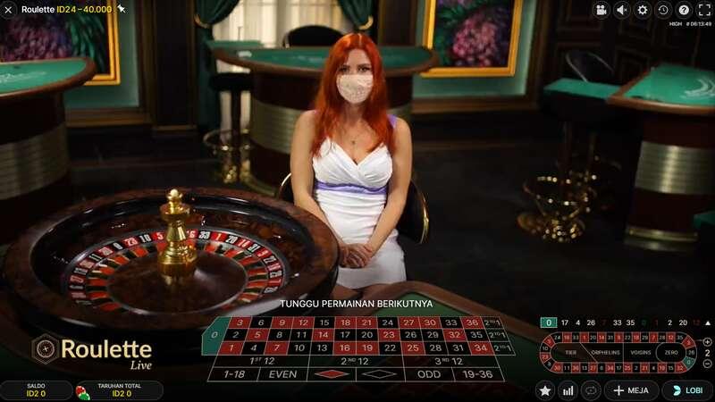 Roulette Casino Berkualitas yang Diusung Situs W88